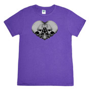 I HEART SKULL ~DEADLIFE  [Womens]